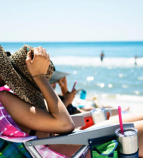 relaxare la plaja